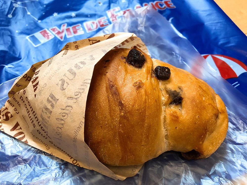 子連れにも人気のパン屋さん・ヴィドフランスのショコラフランス