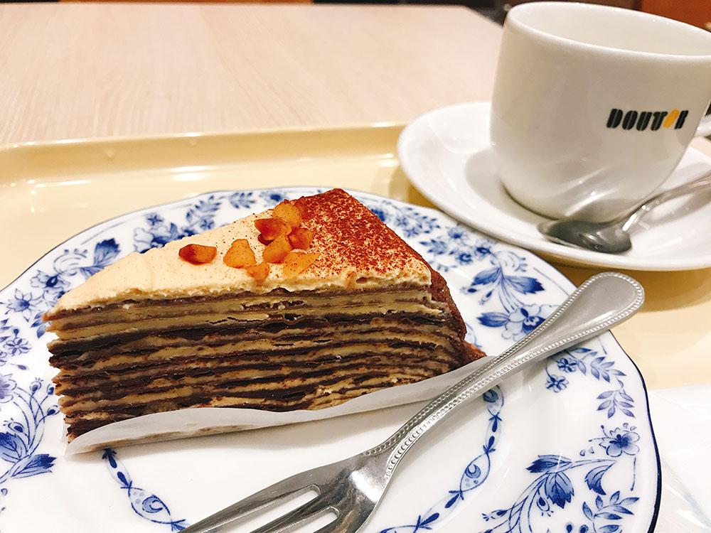 ドトールコーヒー秋におすすめ新発売はほっこりまろやか和栗のラテ