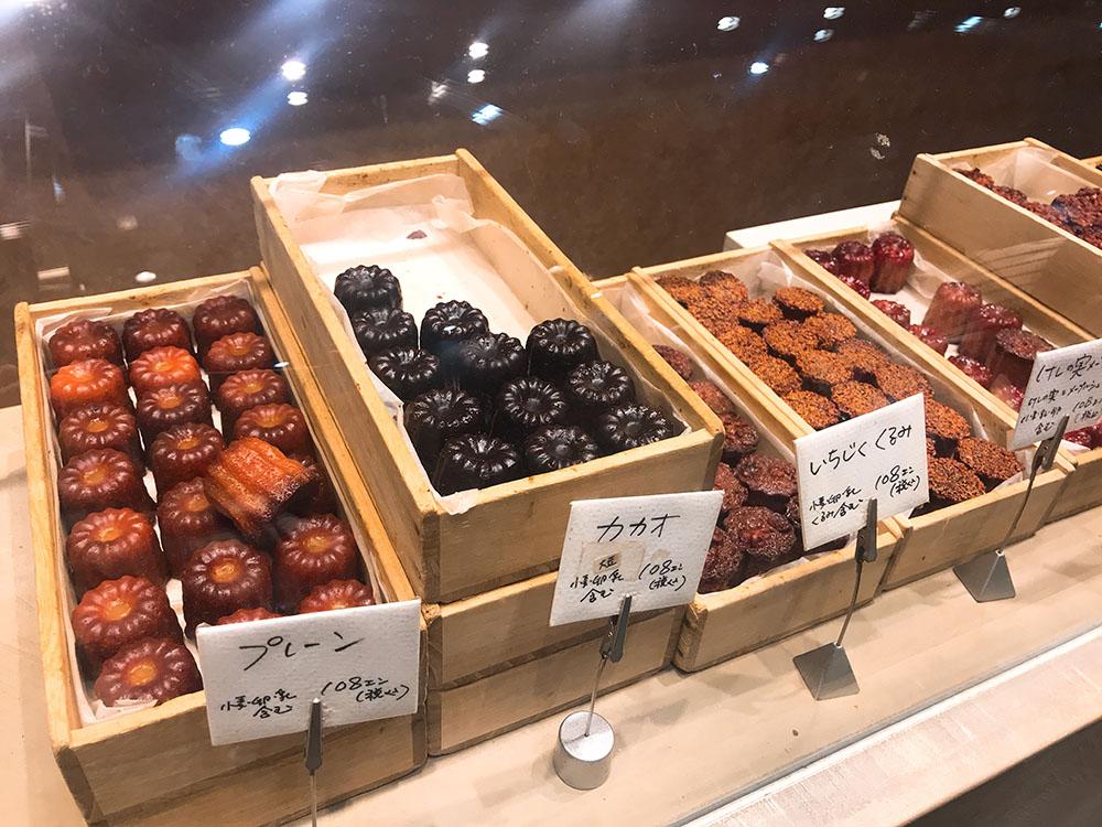 ルクアにあるカヌレ専門店「ダニエル」は毎日大行列ができる美味しいカヌレの専門店