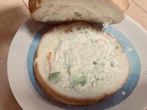 滋賀県長浜市・長浜名物サラダパンで大人気・まるい食パン専門店つるやパン