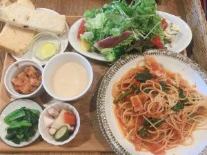 大阪・堺市 豊富なワインと新鮮な野菜を使った料理が美味しいG831 Natural Kitchen & Cafe