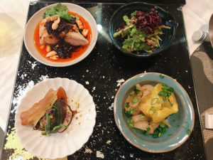 大阪・四ツ橋駅 超絶美味しい本格的中華・酒中花空心