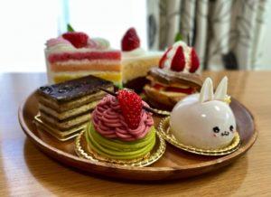 堺市美原区 可愛いケーキ屋さんラ・トルチュ